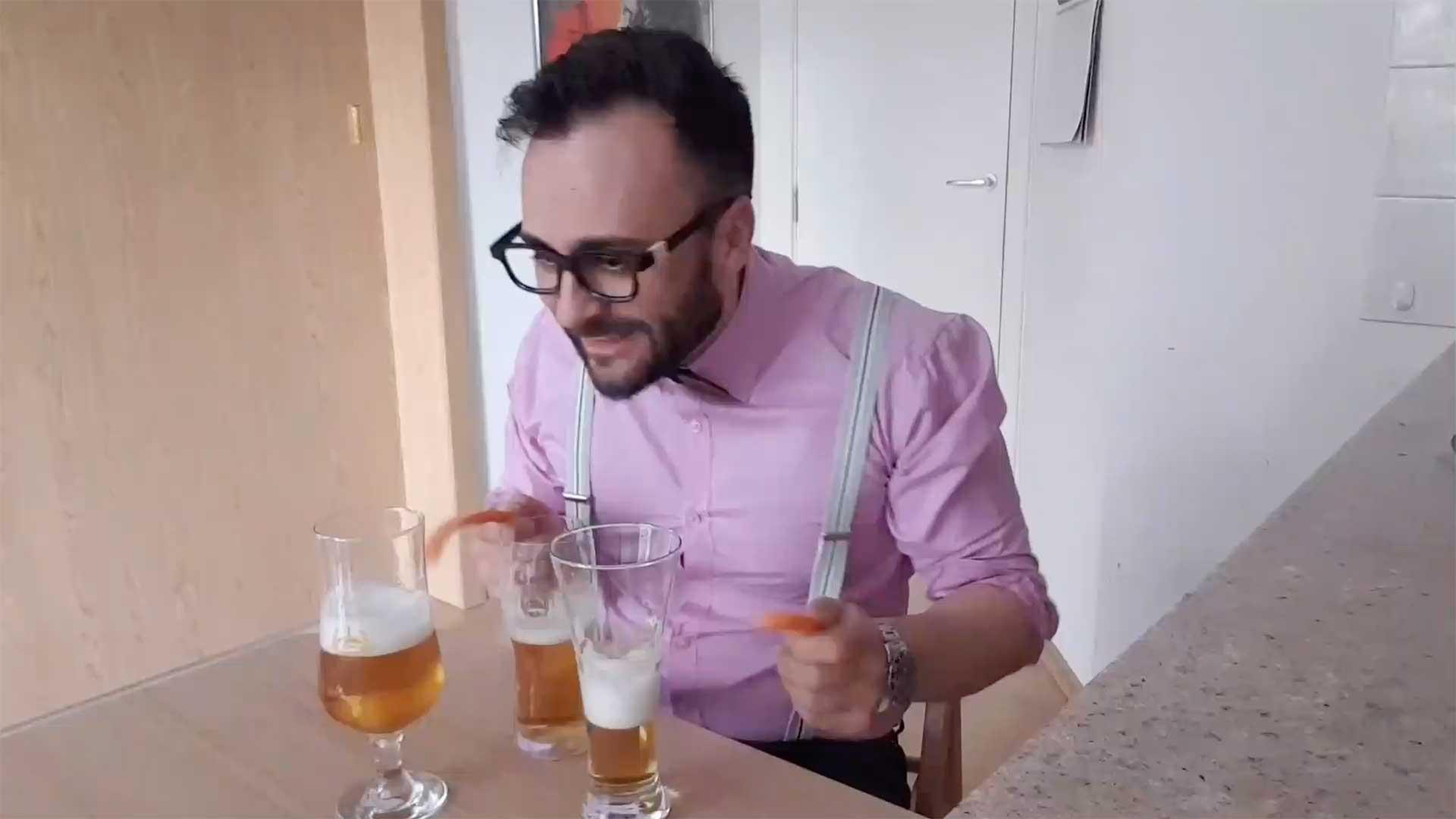 """И в бирата има """"супергерои""""!"""